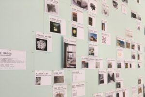 Die Ausstellung »100 Experiments« im Aedes Architekturforum in Berlin thematisiert ab 17. August das Wirkungsprinzip der Inspiration im Gestaltungsprozess. Bild: Annvil