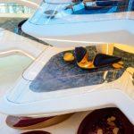 Atrium des Luxus-Hotels ME Dubai von Zaha Hadid