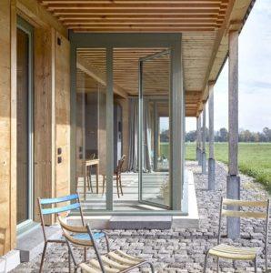 Neubau eines Altenteiler-Hauses in Selzach, Schweiz, von Meier Unger Architekten