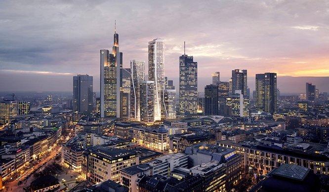 Parken Und Hotel Frankfurt