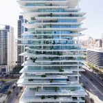 Beirut Terraces (Beirut/Libanon) von Herzog & de Meuron, Basel/Schweiz. Bild: Iwan Baan