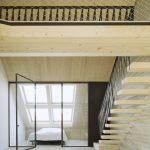 """2. Platz und Publikumspreis: """"Aufstockung Maxvorstadt"""" von Pool Leber Architekten. Bild: Brigida González"""