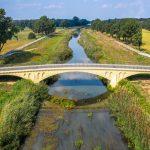Sanierung der Elster-Brücke im Zuge der L 673 bei Neudeck, Land Brandenburg. Bild: Landesbetrieb Strassenwesen Brandenburg