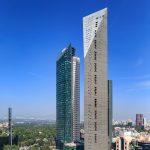 Torre Reforma (Mexiko-Stadt/Mexiko) von L. Benjamín Romano, Mexiko-Stadt/ Mexiko. Bild: Alfonso Merchand