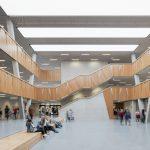 3. Platz: Hessenwaldschule von wulf architekten. Bild: Brigida González