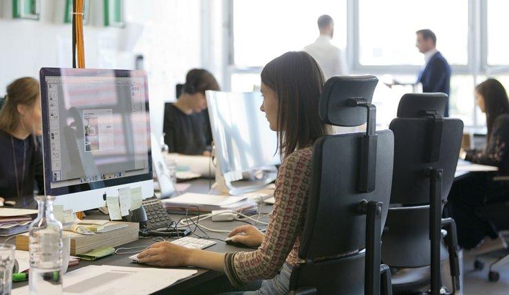 Arbeitsbereich, Architektur- und Beratungsunternehmen CSMM