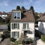 """Anerkennung: """"Dachausbau Hermeshain"""" von Julien Kiefer & Bjoern Schmidt Architektur. Bild: Julien Kiefer & Bjoern Schmidt Architektur"""