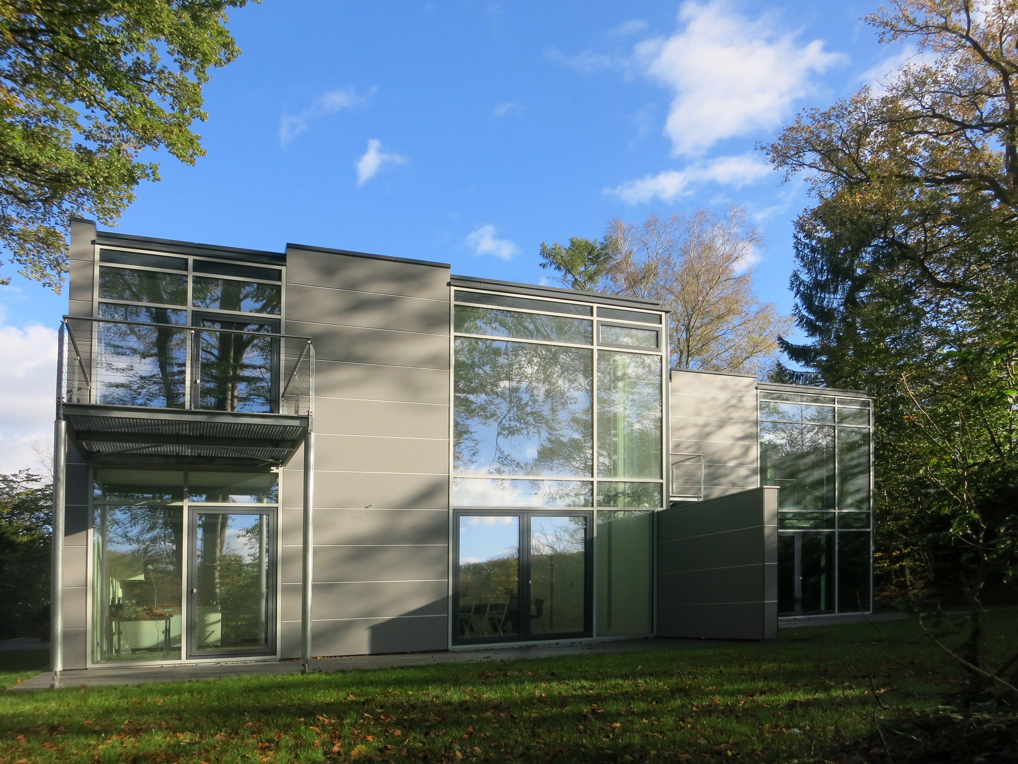 Deutscher stahlbau preis geht an barkow leibinger trumpf smart factory in chicago illinois - Berghaus architekten ...