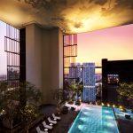 Oasia Hotel Downtown (Singapur) von WOHA, Singapur. Bild: Patrick Bingham-Hall