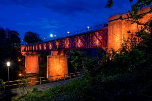König-Ludwig-Brücke in Kempten. Bild: Konstruktiongruppe Bauen AG