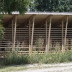 Bienenhaus in Riedering von Tobias Küke