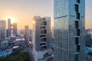Hochhaus Shenzhen Baidu Headquarters