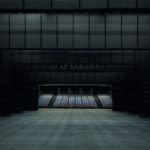 Probebühne mit Blick auf den Zuschauerraum. Bild: Michael Tümmers