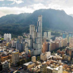 Hochhaus Bacatá Tower, Bogotá