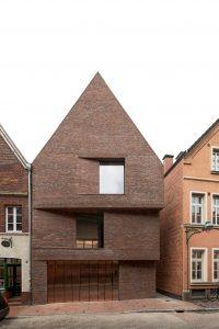 Sonderpreis Bauen im historischen Kontext. Haus am Buddenturm, Münster. HehnPohl architektur, Münster. Bild: HehnPohl