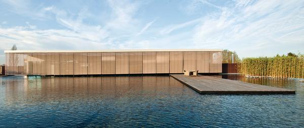 neubau eines lager und distributionszentrums in m nster. Black Bedroom Furniture Sets. Home Design Ideas