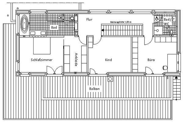 Holzrahmenbau konstruktion grundriss  Neubau eines Wohnhauses im Passivhausstandard in Riedenburg ...