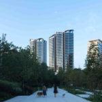 Hochhaus Luxe Lake Towers, Chengdu