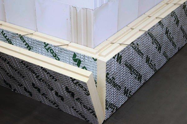 passivhaus wandkonstruktion f r zweischaliges mauerwerk. Black Bedroom Furniture Sets. Home Design Ideas