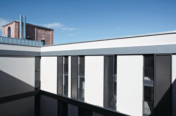 sanierung und umnutzung von fabrikgebäuden zu wohn- und, Hause ideen