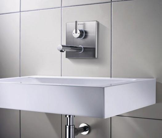 einhebel armaturen f r dusche und waschtisch. Black Bedroom Furniture Sets. Home Design Ideas