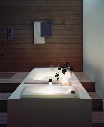 lichte atmosph re im bad. Black Bedroom Furniture Sets. Home Design Ideas