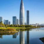 Hochhaus China Resources Tower, Shenzhen