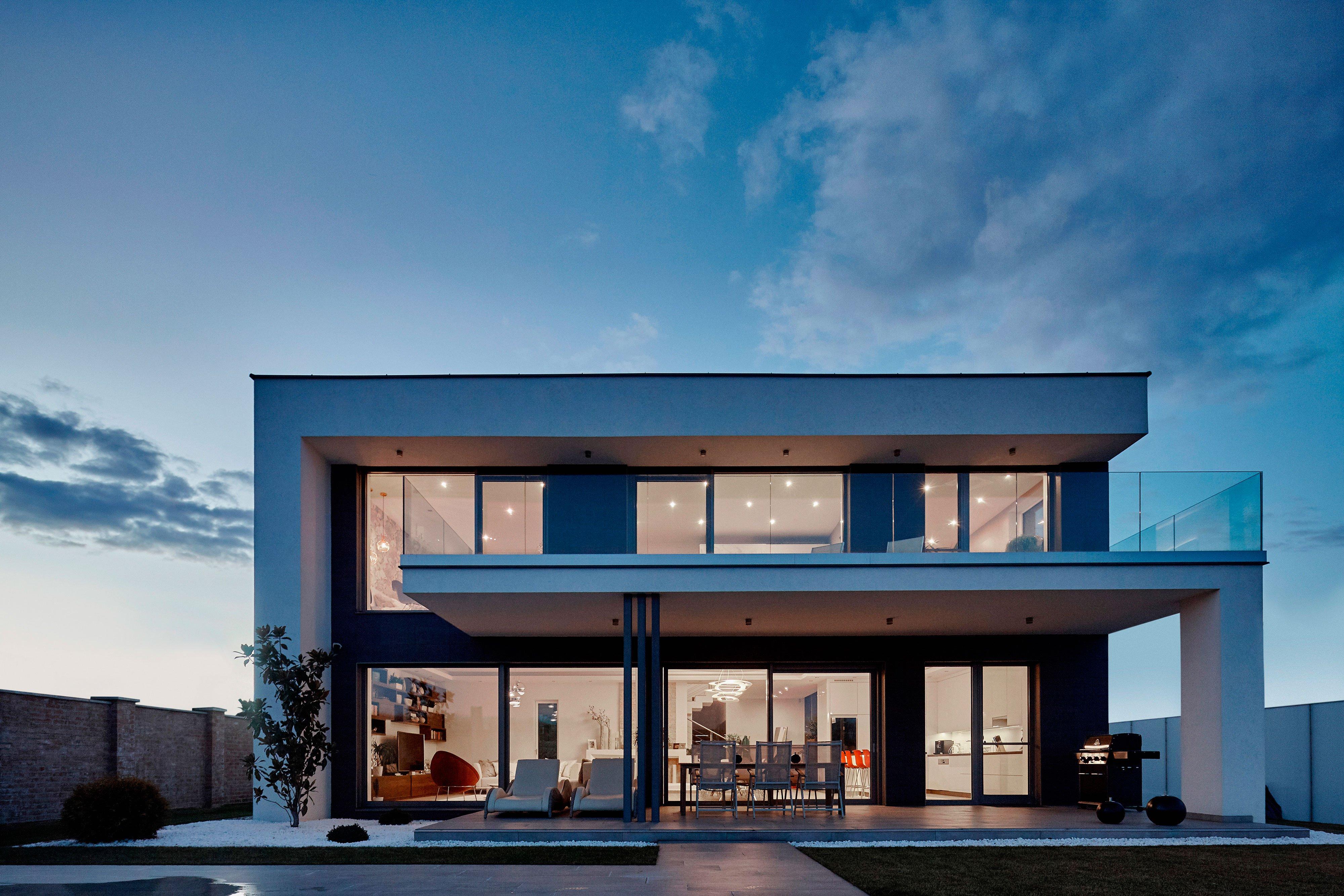 architekturwettbewerb internorm zeichnet die sch nsten h user aus. Black Bedroom Furniture Sets. Home Design Ideas
