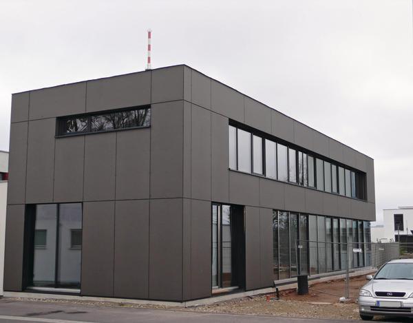 Neubau eines wohnhauses in trier luft durch die decke - Architekt trier ...