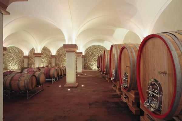 Gewölbe Beleuchtung | Neubau Eines Weinkellers In Florsheim Wicker Stimulierend