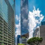 Hochhaus Robinson Tower, Singapur