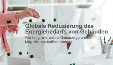 Wie smarte Technologien den Energieverbrauch von Gebäuden senken sowie zur Reduzierung von Kohlenstoffemissionen beitragen können, fasst WindowMaster in einem neuen Whitepaper zusammen. Bild: WindowMaster