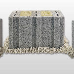Leichtbeton-Mauersteine von KLB werden ressourcen- und energieschonend produziert. Bild: KLB Klimaleichtblock