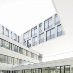 Neubau der Augenklinik am Tübinger Schnarrenberg. Bild: Brigida Gonzalez, Stuttgart