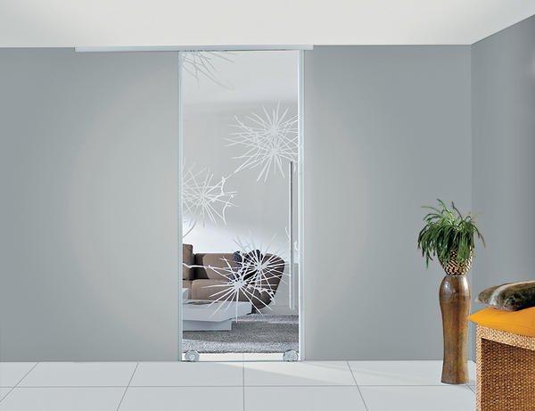schiebet ren aus glas. Black Bedroom Furniture Sets. Home Design Ideas