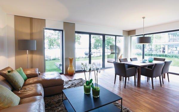 neubau von wohngeb uden in kiel maritimes wohnen mit nat rlicher w rme. Black Bedroom Furniture Sets. Home Design Ideas
