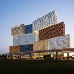 MGM Cotai | Macau, China | Architekten: Kohn Pedersen Fox Associates; Wong Tung & Partners Limited. Bild: H.G. Esch Courtesy of KPF