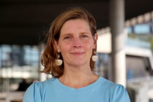 Dr. Kirsten David, Forscherin an der HCU Hamburg