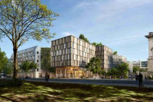 Erweiterungsbau für das Bundesumweltministerium