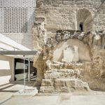 Die Architekten ließen sich für dieses Projekt von unterschiedlichen Ziegelbauten aus der Umgebung der Alten Kirche inspirieren.