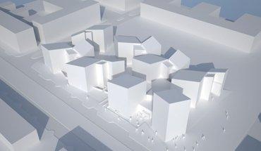 Am Technologiestandort Adlershof in Berlin entsteht derzeit ein Stadtquartier mit smarter Technologie: das Future Living Berlin. Bild: GSW Sigmaringen GmbH
