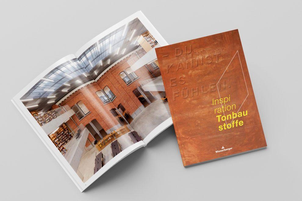 Inspirationsquelle für Architekten und Planer: Das Lookbook von Wienerber-ger zeigt, wie spannend und vielfältig zeitgenössische Ziegel-Architektur ist. Bild: Wienerberger