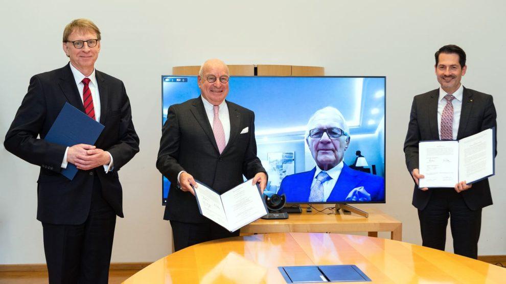 Professoren an der TU München