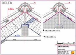 sanierung im detail planung der luftdichtheitsschicht. Black Bedroom Furniture Sets. Home Design Ideas