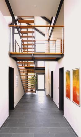 neubau eines einfamilienhauses in horb betra mit blickbeziehungen. Black Bedroom Furniture Sets. Home Design Ideas