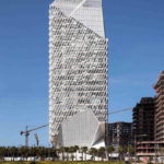 Hochhaus Casablanca Finance City Tower, Casablanca