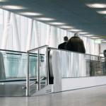 Fahrtreppen und Fahrsteige: Bewegte Architektur