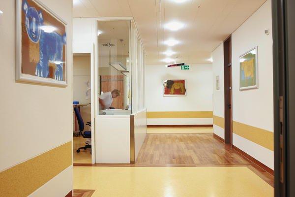 sanierung eines krankenhauses in bamberg schutzrichtlinien erf llt. Black Bedroom Furniture Sets. Home Design Ideas