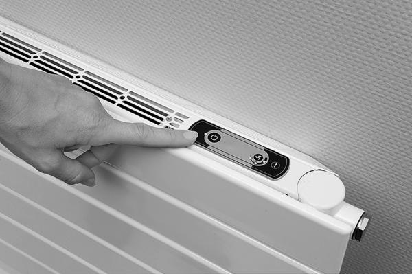 Niedertemperatur-Heizkörper mit kurzen Reaktionszeiten, hoher Energieeffizienz und ansprechendem Design. Bild:Zehnder