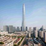 Hochhaus Tianjin CTF Finance Center, Tianjin
